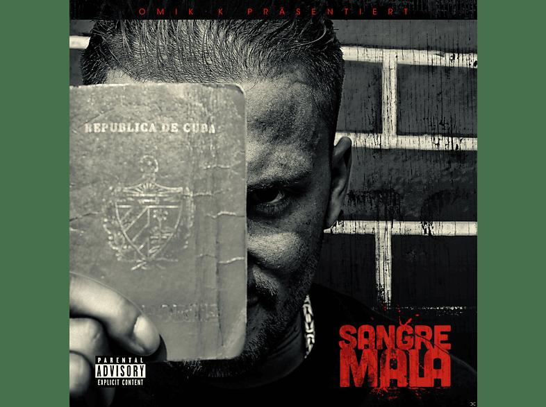 Omik K. - Sangre Male [CD]