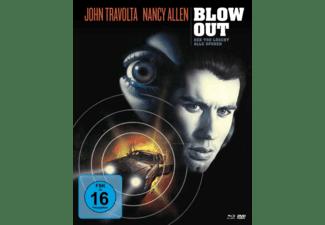Blow Out - Der Tod löscht alle Spuren (Mediabook) - (Blu-ray + DVD)
