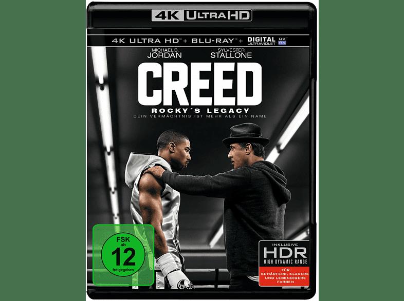 Creed - Rocky's Legacy [4K Ultra HD Blu-ray + Blu-ray]