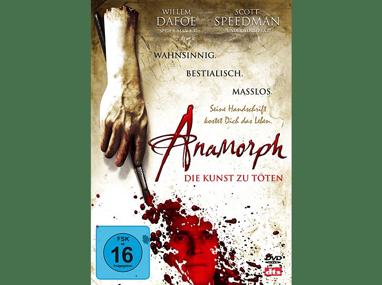 Anamorph - Die Kunst zu töten [DVD]