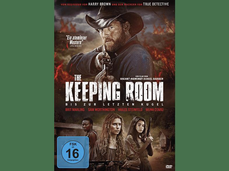 The Keeping Room - Bis zur letzten Kugel [DVD]