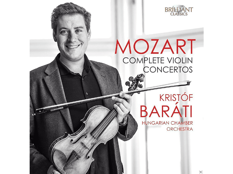 Hungarian Chamber Orchstra - Complete Violin Concertos [CD]