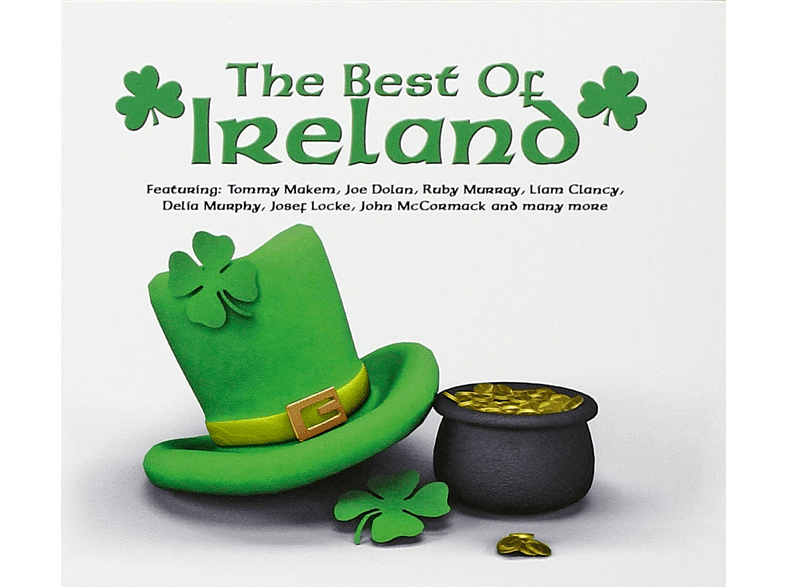 VARIOUS - The Best Of Ireland [CD]