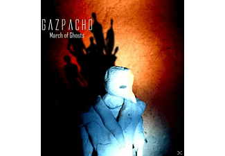 Gazpacho - MARCH OF GHOSTS  - (CD)