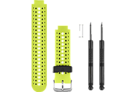 GARMIN Ersatzarmband Forerunner 230, 235, 630, Armband, Garmin, Gelb/Schwarz