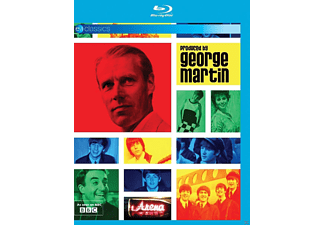 George Martin - Produced By George Martin  - (Blu-ray)