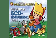 Der Kleine König - Die Große 5-Cd Hörspielbox Vol.1 - (CD)