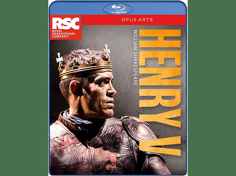 Royal Shakespeare Co - William Shakespeare - Henry V [Blu-ray]