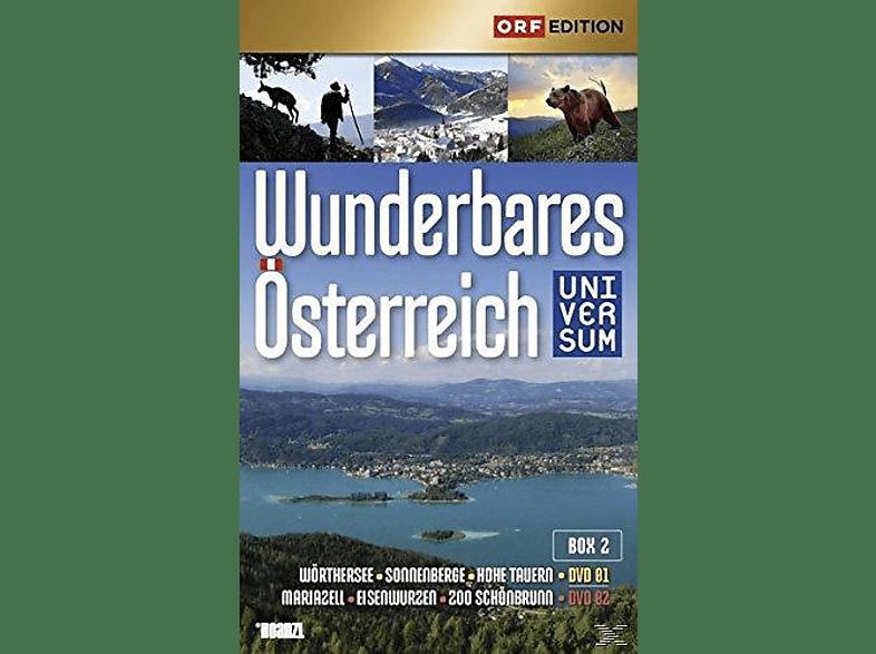 Wunderbares Österreich: Volume 2 - Österreich Edition [DVD]