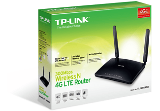 TP-LINK 4G LTE WLAN-Router (TL-MR6400)