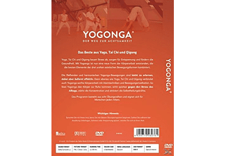 Yogonga - Der Weg zur Achtsamkeit DVD