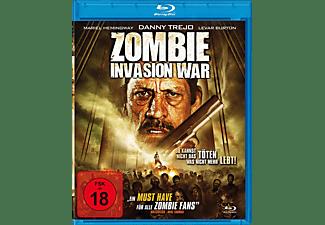 ZOMBIE INVASION WAR Blu-ray