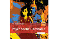 VARIOUS - Rough Guide: Psychedelic Cambodia [LP + Download]