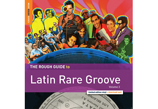 VARIOUS - Rough Guide: Latin Rare Groove Vol.2 - (LP + Download)