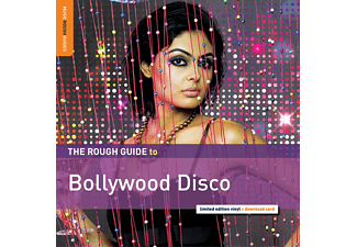 VARIOUS - Rough Guide: Bollywood Disco - (LP + Download)