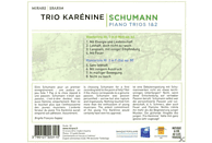 Trio Karenine - Klaviertrios 1 & 2 [CD]
