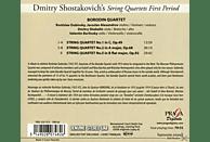 Borodin Quartet - Streichquartette 1 [CD]