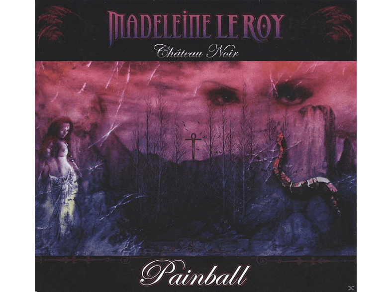 Madeleine Le Roy - Chateau Noir-Painball [CD]