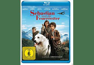 Sebastian und die Feuerretter Blu-ray