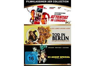 Filmklassiker - 3er Collection - (DVD)