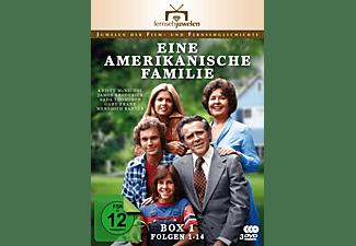 Eine amerikanische Familie Folgen 1-14 DVD
