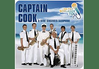 Captain Cook und seine singenden Saxophone - Ich Find' Schlager Toll (Das Beste)  - (CD)