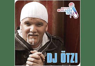 DJ Ötzi - Ich Find' Schlager Toll (Das Beste)  - (CD)