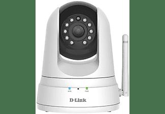 Cámara IP - D-Link DCS-5000L, WiFi, LEDs infrarrojos, Blanco, domótica