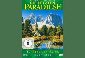 Die letzten Paradiese - Südtirol DVD