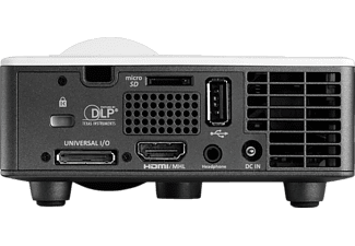 OPTOMA ML750ST Beamer(3D, 800 ANSI-Lumen