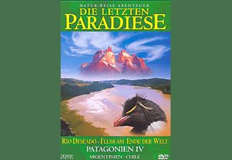Die letzten Paradiese - Patagonien 4 - Argentinien/Chile DVD