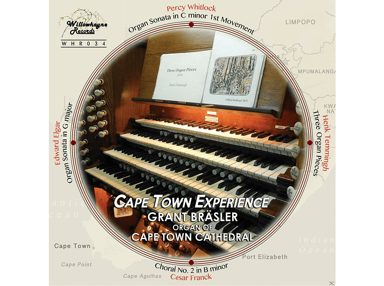Grant Brasler - Cape Town Experience [CD]