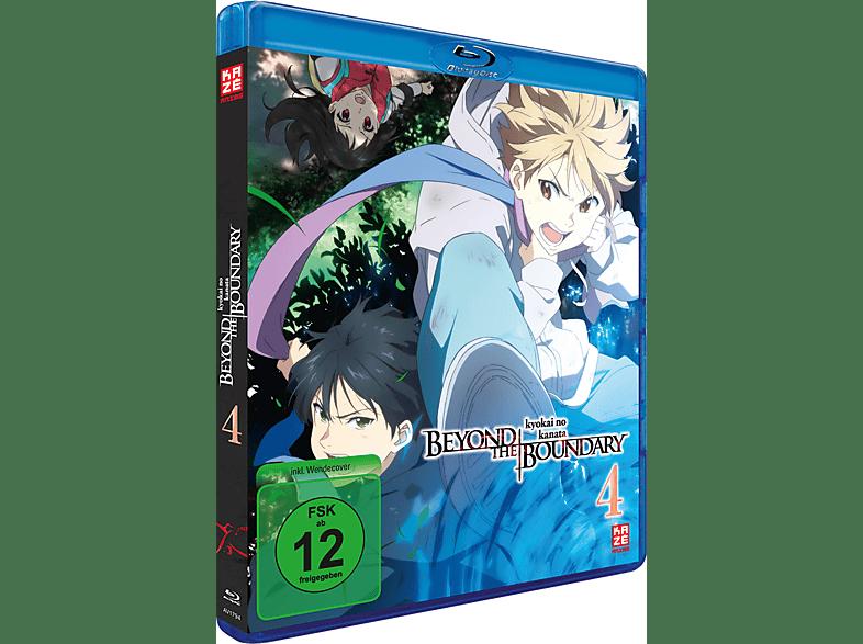Kyoukai no Kanata: Beyond the Boundary - Vol. 4 [Blu-ray]