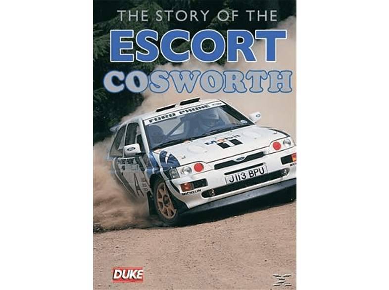 The Story of the Escort Cosworth [DVD]