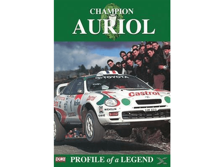 Champion Auriol - Profile of a Legend [DVD]