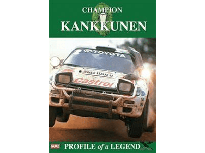 Champion Kankkunen - Profile of a Legend [DVD]