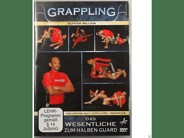 Grappling - Das Wesentliche Zum Halben Guard [DVD]