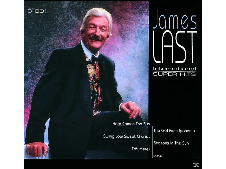 James Last - International Super Hits [CD]