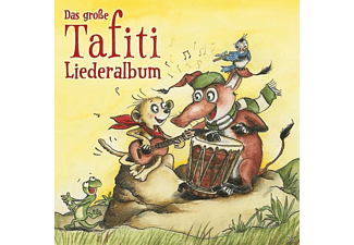 Tafiti - Das Große Tafiti-Liederalbum  - (CD)