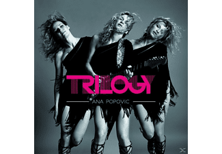 Ana Popovic - Trilogy  - (CD)