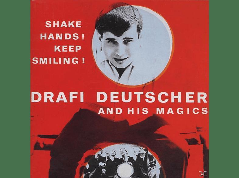 His Magics - Shake Hands! Keep Smiling! [CD]