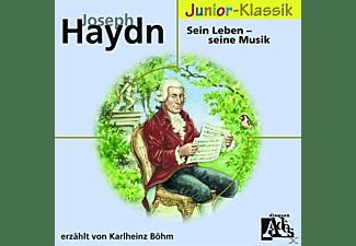 VARIOUS, Karlheinz Böhm - JOSEPH HAYDN - SEIN LEBEN-SEINE MUSIK  - (CD)