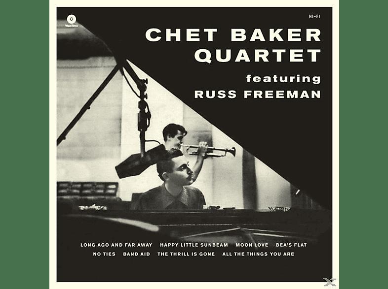 Chet Quartet Baker - Featuring Russ Freeman+8 Bon [Vinyl]
