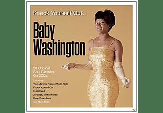 Baby Washington - Knock Yourself Out  - (CD)