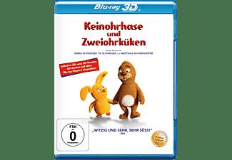 Keinohrhase und Zweiohrküken [Blu-ray 3D]