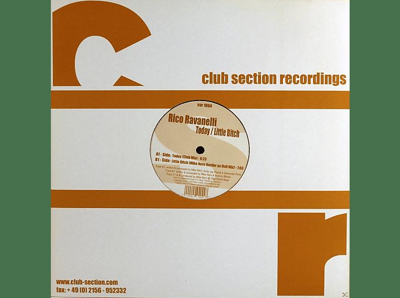 Rico Ravanelli - Today / Little Bitch [Vinyl]