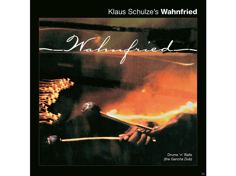 Klaus Schulze - Drums'n'balls (The Gancha Club) [CD]
