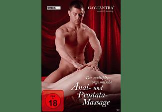 GAY-TANTRA - Die multiple, orgasmische Anal- und Prostata-Massage DVD