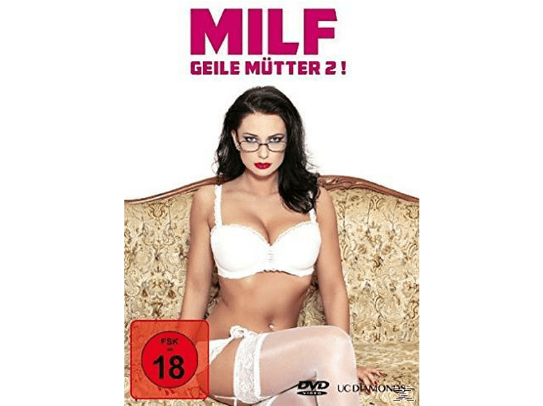 Milf-Geile Mütter 2 [DVD]