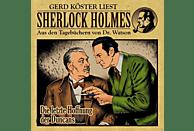 Holmes Sherlock - Die Letzte Hoffnung Der Duncans (Hörbuch) - (CD)